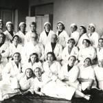 вф 8145-5 - Войно-Ясенецкий с медперсоналом 1943 г.